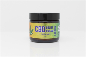 Picture of CBD Relief Cream